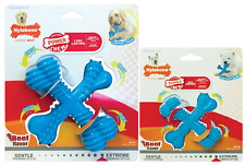 Nylabone DuraChew X Bone Beef Flavored Dog Toy   (Free Shipping)
