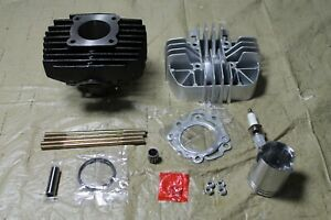 Yamaha BW80 BW 80 Head Cylinder Piston Top End Replacement Kit 1986-1990