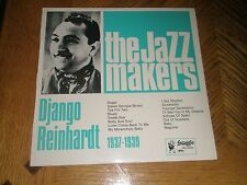 DJANGO REINHARDT / QUINTETTE OF HOT CLUB OF FRANCE ~ 1937-1939 Swaggie ~ MINT