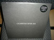 Cigarettes After Sex **Self Titled **Brand New Record LP Vinyl