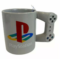 Playstation Controller Coffee Mug Official SONY PS1 Retro Video Game Gift- NEW