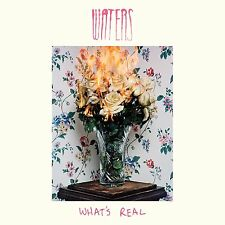 Waters WHAT'S REAL +MP3s Vagrant Records NEW SEALED Blue Colored Vinyl LP