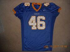 Sandburg Eagles High School Football Jersey Nike #46 Sewn Team Issue/Game Worn L