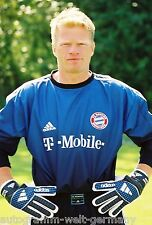 Oliver KAHN Bavière Munich 2002-03 RARE PHOTO