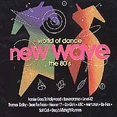 World of Dance: New Wave- The 80's Various Artists, Billy Idol, Fra MUSIC CD