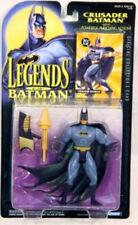 Legends of Batman Crusader Batman With Punching Action & Missile Shooter (MOC)
