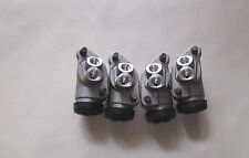 AUSTIN A40 DEVON DORSET SOMERSET  FRONT WHEEL BRAKE CYLINDER SET OF 4  (NJ746)