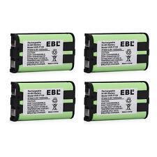 4x Cordless Home Phone HHR-P104 Battery For Panasonic  HHRP104 Type 29 / 1000mAh