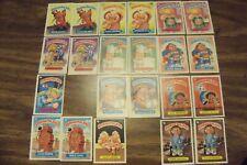 1986 Topps Garbage Pail Kids Original 5th Series 5 Set minus 9 Cards MINT/NM