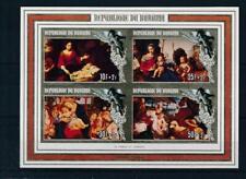 [314540] Burundi 1984 good sheet Imperf very fine MNH Value 35$