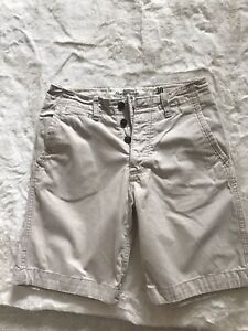 """mens abercrombie and fitch shorts S 30"""""""