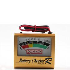 Battery Tester 4.8 V 6 V Kyosho 80901 #701296