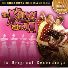 Broadway Musicals - The King and I