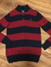 RALPH LAUREN POLO BOYS Pull Taille L (16-18)