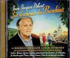 CD - JEAN JACQUES DEBOUT - Sur le chemin du bonheur