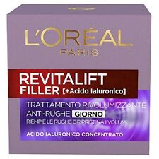 L'OREAL EXPERTISE REVITALIFT FILLER (AC.IALURONICO) 50ML-CREMA ANTI-RUGHE GIORNO