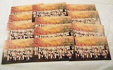 PITTSBURGH PIRATES Lot of 12 Photo Cards? Artist J. Trusilo 1987