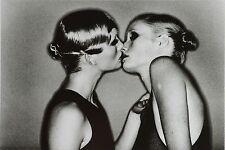 Helmut Newton Sumo Photo 50x70 In my Studio Paris 1974 Sun Hee 1993 Nude Lesbian