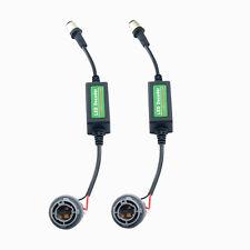 2X 1157 2057 2357 7528 LED Decoder Adaptor Warning Error Free Canceller CANBUS