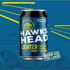 More details for lighter times hawkshead pale ale empty beer cans. brand name origin about 1200s
