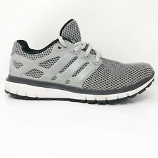 Adidas Womens Energy Cloud CG3016 Grey Running Shoes Lace Up Low Top Size 7.5