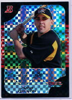 2005 BOWMAN CHROME XFRACTOR #94 JACK WILSON 161/225 - PITTSBURGH PIRATES