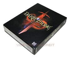 DARKSTONE als deutsche Erstausgabe für Windows 95/98 PC im großen Karton