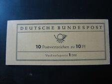GERMANY Mi. #MH 6 mint MNH stamp booklet ! CV $18.00