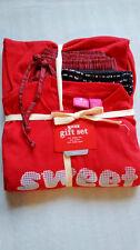SWEET  Gift 3 Piece Set  Small Sleep T SHIRT BOXER PANT PJ Pajamas NWT