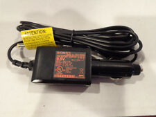 Sony Model DCC-FX160  Power Supply Car Charger Battery Adaptor N50 - 9.5V
