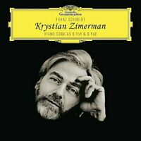 Krystian Zimerman - Schubert: Piano Sonatas D 959 and 960 [CD]