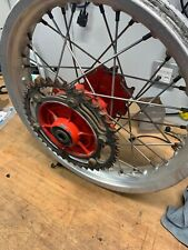 Aprilia Tuareg  Wind 600 Trail Bike Dakar ? Rear Wheel With Cush Sprocket & Hub