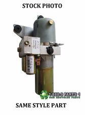 CONVERTIBLE TOP HYDRAULIC LIFT MOTOR PUMP 06 07 08 09 10 11 12 VOLVO C70 S428113