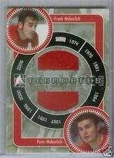 2006 IN THE GAME FRANK MAHOVLICH & PETER MAHOVLICH 1/70