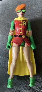 """Robin Mattel DC Comics 5"""" Figure Batman Dark Knight Returns"""