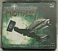 WING COMMANDER PROPHECY PC GAME