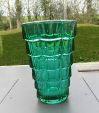 Vase Retro Date-Lined Glass (1950s, 1960s & 1970s)