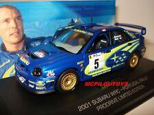 PRODRIVE SUBARU WRC N°5 RALLYE DU PORTUGAL 2001 BURNS - REID au 1/43°.