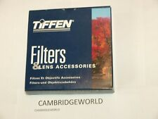 TIFFEN 49mm A25 RED SCREW in  NEW OPTICAL GLASS FILTER  in FACTORY BOX
