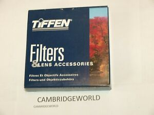 TIFFEN 77mm SCREW in  OPTICAL GLASS NEW FILTER METAL RING 87 INFRARED
