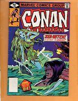 Conan The Barbarian # 98 Whitman Variant VF