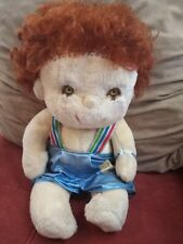Vintage 1985 Kenner Hugsy Hugga Bunch Doll - Original Clothing (no bow tie)