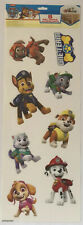 PAW PATROL 8 Removable Wall Decals Ryder Chase Marshall Skye Kids Room No Damag