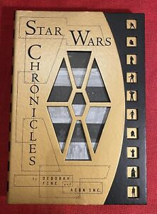 Star Wars Chronicles 1997 Book