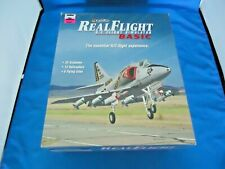 GREAT PLANES REAL FLIGHT BASIC R/C FLIGHT SIMULATOR NEW IN BOX