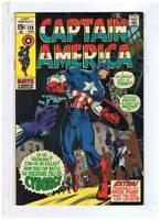 Marvel Comics Captain America #124 VF/NM- 1970