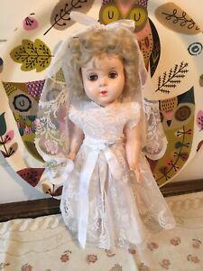 Rosebud Bride Doll