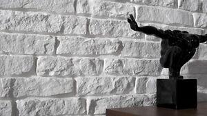 Decorative Brick Slips,Wall Cladding,Stone Tile Gypsum Imitation Tiles (Siena 1)