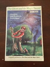 1963 The Ghost and the Magic Sword by Glendon and Kathryn Swarthout Illustrated