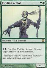 *MRM* FR Zélateur viridian - Viridian Zealot  MTG Darksteel